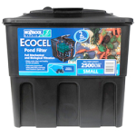 HOZELOCK Ecocel Pond Filters (without UVC) - U.K
